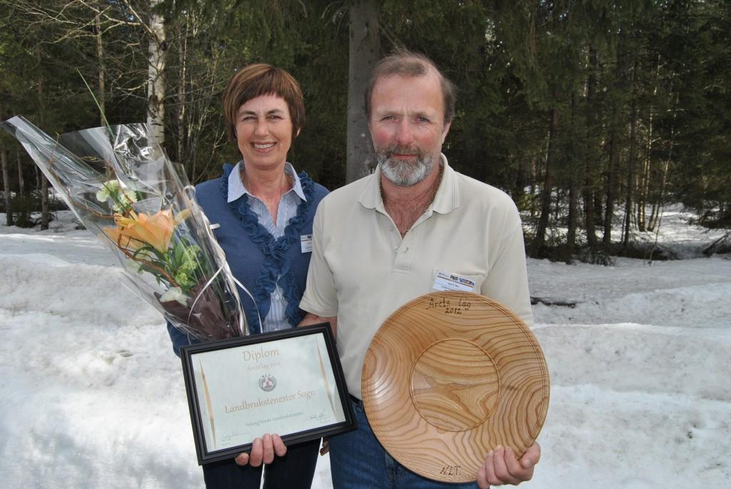 Årets Lag 2012