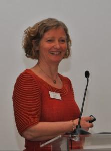 1. nestleiar i Norges Bondelag, Kristin Ianssen.